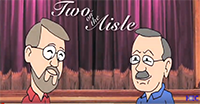 HEC TV' Two on the Aisle Review