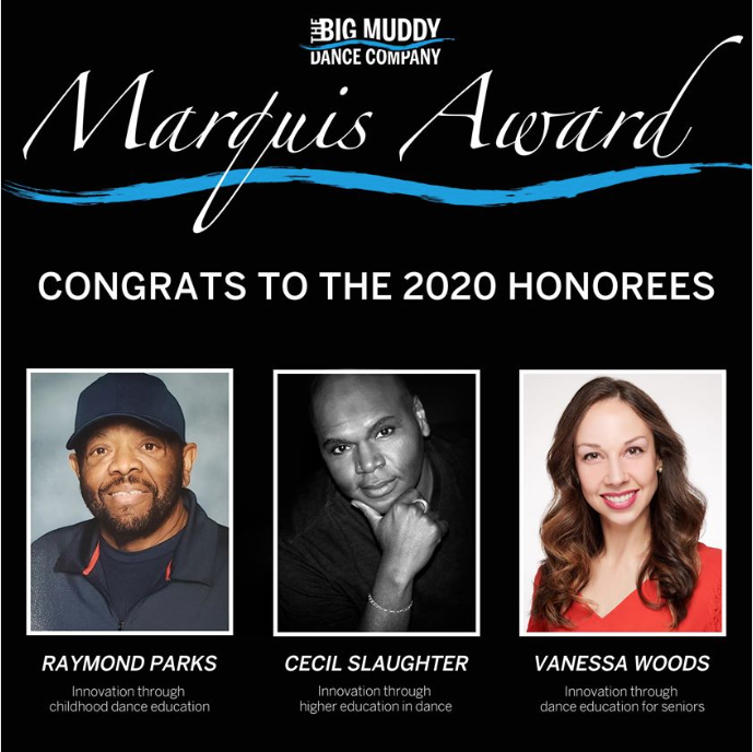 Photo of 2020 Marquis Award Recipients