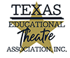 Texas Educational Theatre Assoc., Inc. Logo