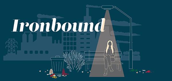 Ironbound, Graphic
