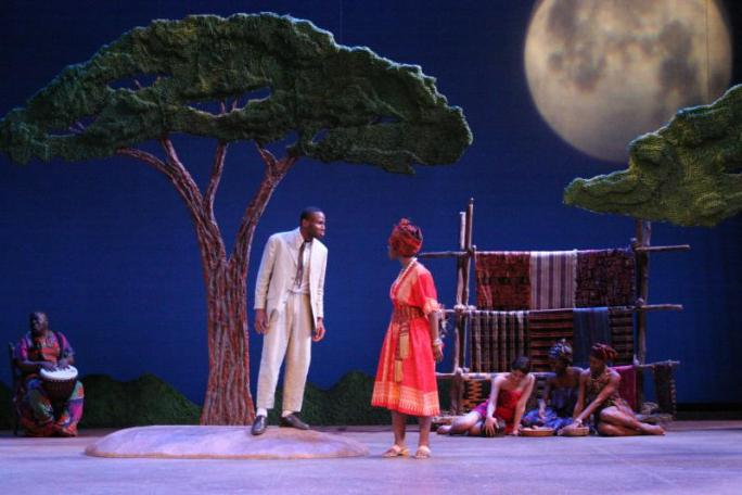 culture and conflict in the lion and the jewel The play the lion and the jewel, by nigerian writer wole soyinka, is ultimately about the corruption of modern nigerian culture  lion reflect the conflict.