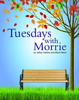 Anna Pileggi, Professor of the Practice in Drama is the director for Tuesdays with Morrie, currently playing at the New Jewish Theatre