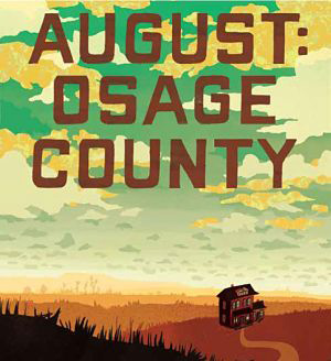 August: Osage County Opens Friday, February 23, 2018.