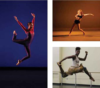 MFA Student Dance Concert: Common Ground, March 24, 2018