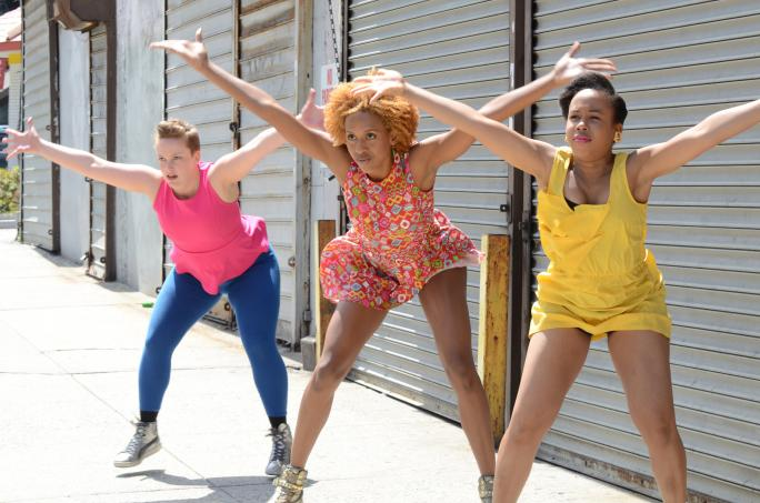 Sydnie Mosley Outdoor (Photo by Keevan Girdharry-2014)