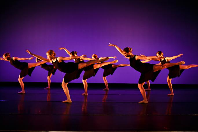 Washington University Dance Theatre 2014