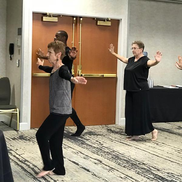 """Creative Applications of the Michio Ito Method for Dance Educators"""
