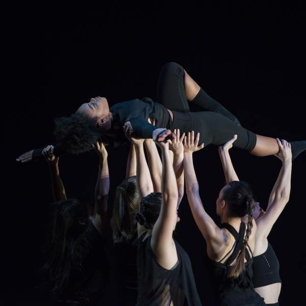 2019-2020 Dance Auditions - Washington University Dance Theatre
