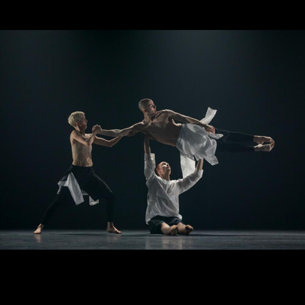 2019 Marcus Artist-in-Residence: Lecture Demonstration with Company Wayne McGregor Dancers