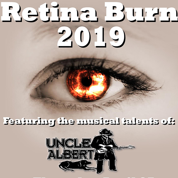"""The Performing Arts Department Lighting and Technology Class presents """"Retina Burn"""""""