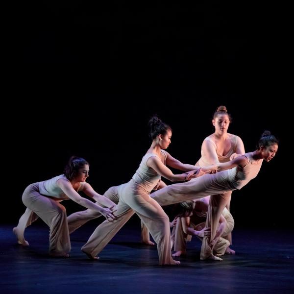 "Washington University Dance Collective presents ""UnTethered"""