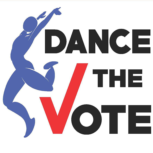 "Performing Arts Department Faculty and Students join forces with ""Dance the Vote"""