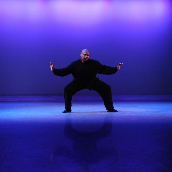 2020 Marquis Award Recipient, Cecil Slaughter, Professor of Practice in Dance