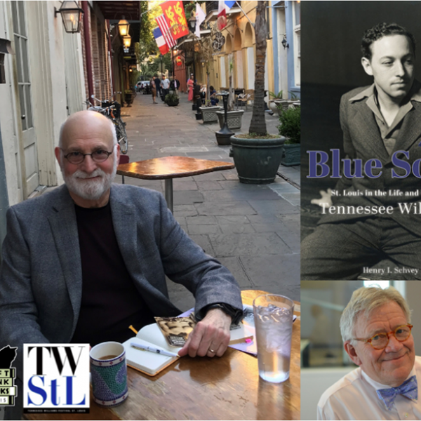 Henry I. Schvey to discuss new book on Tennessee Williams