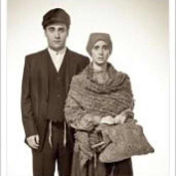 "Alum Sigi Gradwohl, LA '09 plays Leah in Mark Harelik's ""The Immigrant"""