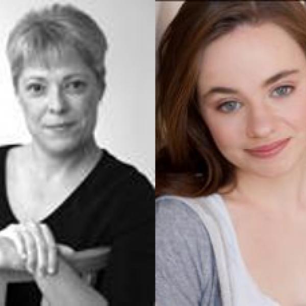 "Annamaria Pileggi, Professor of Practice in Drama and Elizabeth Birkenmeier '08 team up for ""Blackbird."""