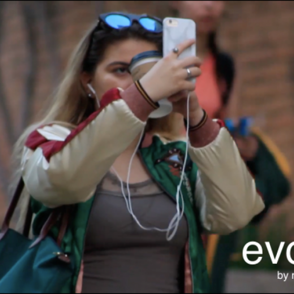 "Ricardo Solis' Film ""Evolved"" to show at the Campus Movie Fest Cannes Program"