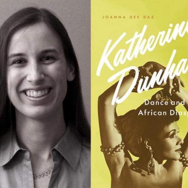 Joanna Dee Das - Library Faculty Book Talk Series