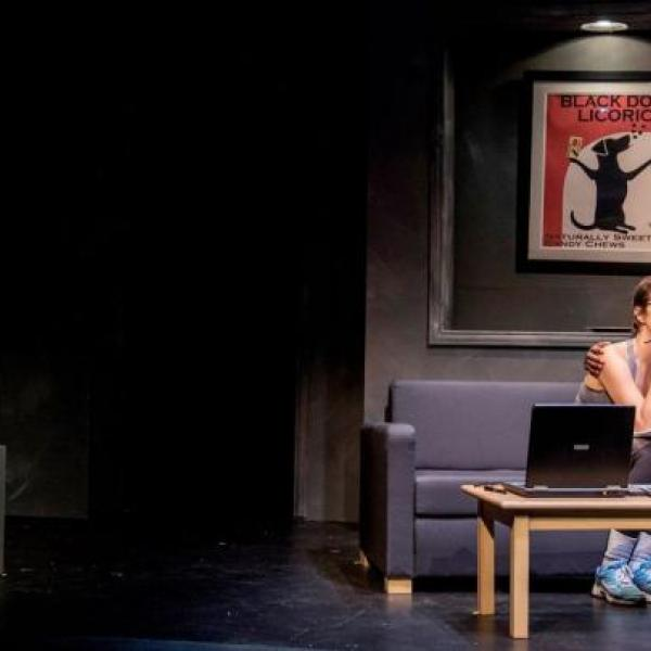 Carter Lewis Shines at LaBute New Theatre Festival