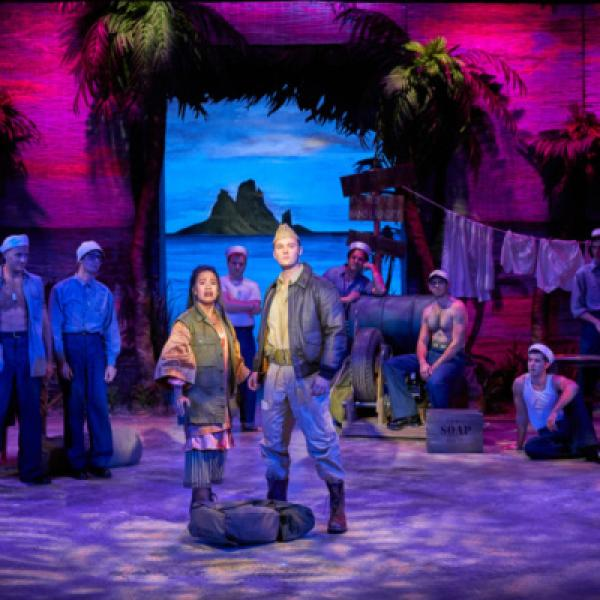 """Lighting Designer Sean Savoie Wraps Up the Stages Season with """"South Pacific"""""""