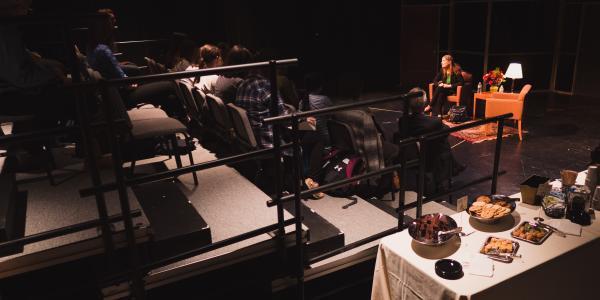 ae hotchner theatre