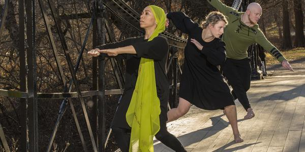 MFA Student Dance Concert: Pathway