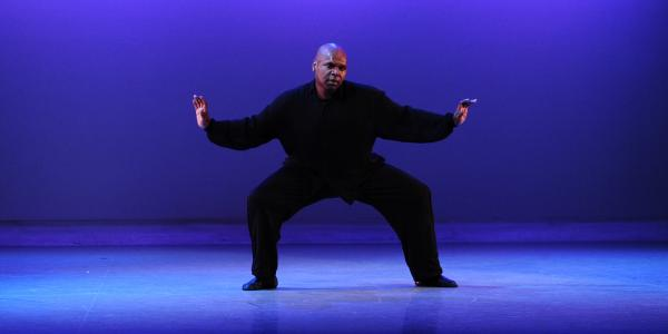 Photo of Cecil Slaughter, Professor of Practice in Dance