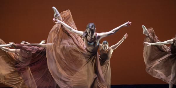 Photo of Dance piece Serenity choreographed by Kirven Douthit-Boyd