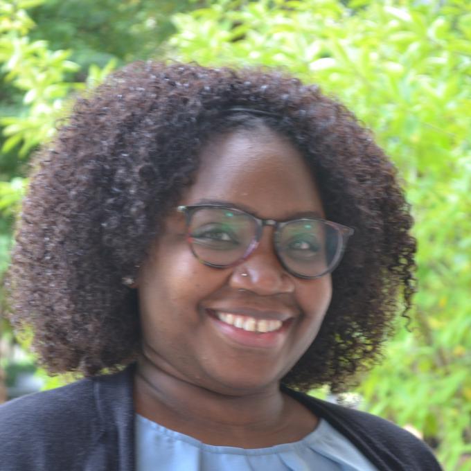 Headshot of Ryadah Heiskell